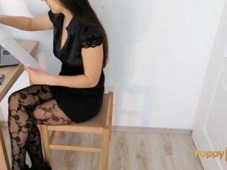 Video 1499477303: pantyhose fetish, office lady pantyhose, pantyhose sexy dress, pantyhose handjob, sexy black pantyhose, black pantyhose cum, fetish play amateur, big tits pantyhose, moaning fetish, big boobs fetish, pantyhose secretary, skirt black pantyhose, black pantyhose tights, pantyhose touching, perfect pantyhose, pantyhose rubbing, pantyhose brunette, sexy boss lady, cum 60fps